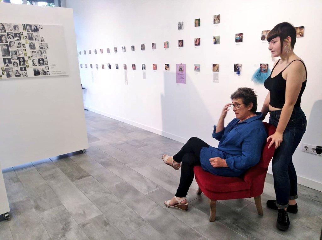 """ARTgia comienza la temporada con la exposición """"Reflexiones sobre mujeres"""" de Bonis Jafor"""