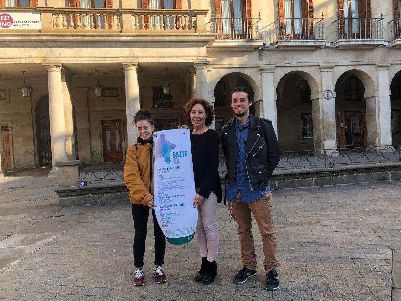 En marcha el encuentro de personas jóvenes creadoras Gazte OK, una nueva iniciativa del Servicio de Juventud