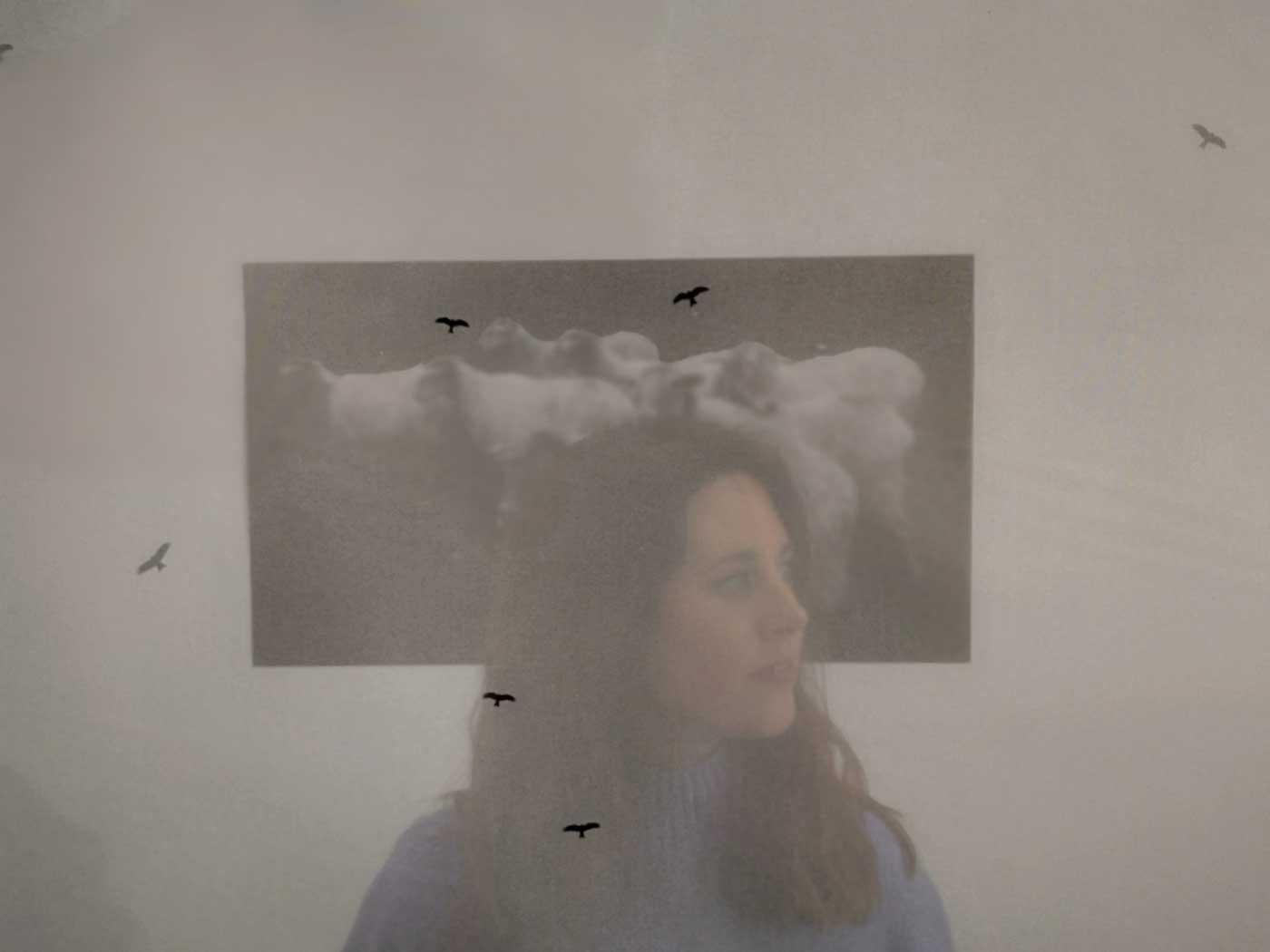 Yone Estivariz artista gasteiztarrak Latxa erakusketa aurkeztu du ARTgia-n